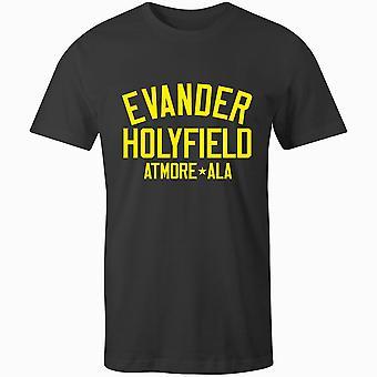 Evander holyfield bokslegende t-shirt