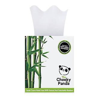 Cheeky Panda Facial Tissue Bamboo 3ply 56 sheets x12