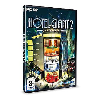 Hotel Giant 2 Game PC