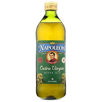 Napoleon Oil Olive Xvrgn, Case of 6 X 34 Oz