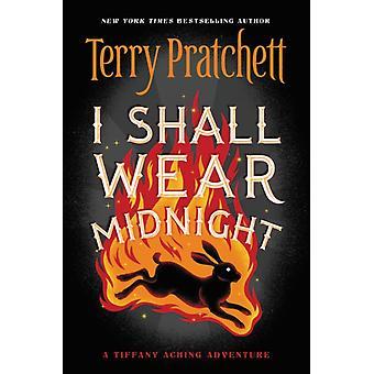 I Will Wear Midnight przez Terry Pratchett