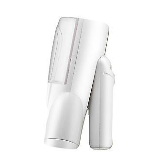Valkoinen 10x6.2x18cm kädessä pidettävä taitettava vaatteiden silityskone valkoinen eurooppalainen standardi=(220v~240v) homi3771