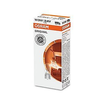 Auton polttimo Osram W3W 24V 3W (10 kpl)