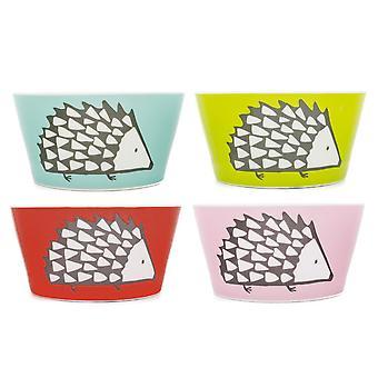 Scion Spike Set of 4 Snack Bowls