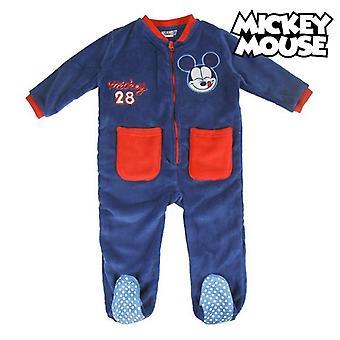 Children's Pyjama Mickey Mouse 74758 Navy blue