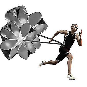 56'' Loopgoot snelheid training weerstand parachute