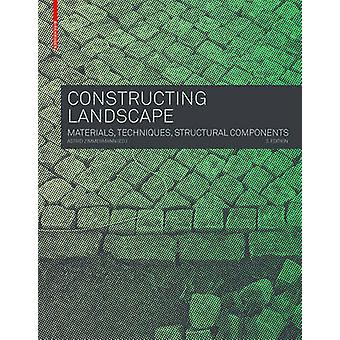 Constructing Landscape by Edited by Astrid Zimmermann