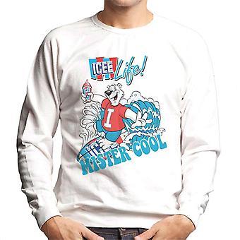 ICEE Life Mister Cool Men's Sweatshirt