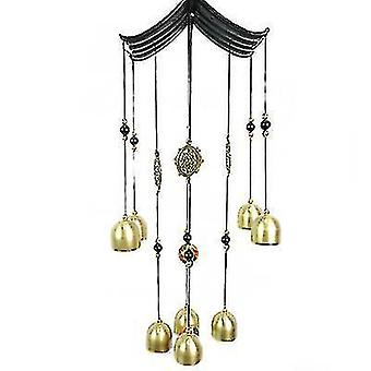 Chinese Wind Chime Ornaments Creative Holiday Gifts Bedroom Pendants(A)