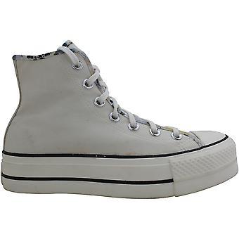 Converse Chuck Taylor All Star Lift High Egret/Sesame-Black 570969C Femmes