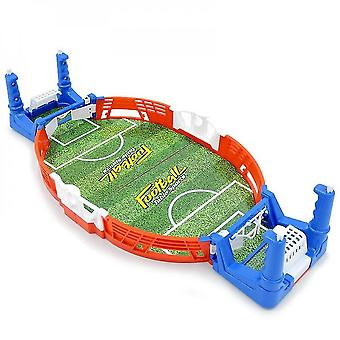 Mini Pöytä Urheilu Jalkapallo Jalkapallo Arcade Juhlapelit Double Battle Interaktiiviset Lelut Lapsille