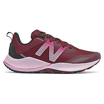 New Balance Nitrel v4 Womens Trail Running Fitness Trainer Chaussure Rose /Noir