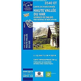 Haute Vallee du Var / Gorges de Daluis: 2011