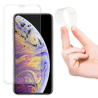iPhone 13 / iPhone 13 Pro Flex Nano karkaistu lasi hybridi näytönsuoja läpinäkyvä