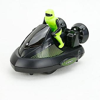 High Speed 2 Sets Of Remote Control Rc Stunt Bumper Cars