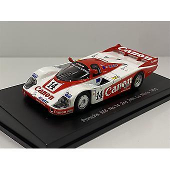 Porsche 956 #14 2nd 24h Le Mans 1985 Minimax Sparky Models Y181