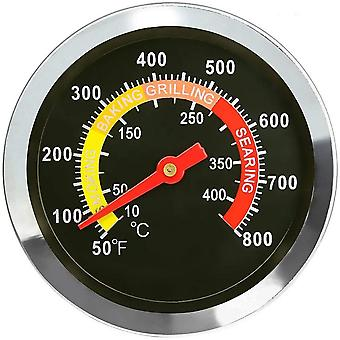6 Cm Stainless Steel Thermometer, Oven Grill Thermometer