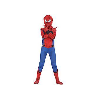 Kids  Spiderman Cosplay Costume, Halloween Cosplay Costume