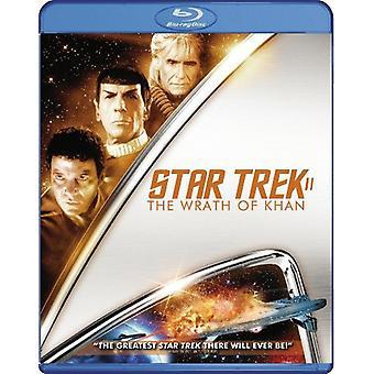 Star Trek 2-Zorn des Khan [BLU-RAY] USA import