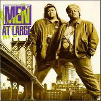 Men at Large - Men at Large [CD] USA import