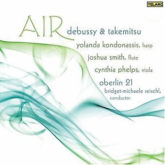 Yolanda Kondonassis - Air [CD] USA import