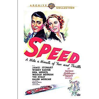 Speed [DVD] USA import