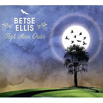Betse Ellis - High Moon Order [CD] USA import