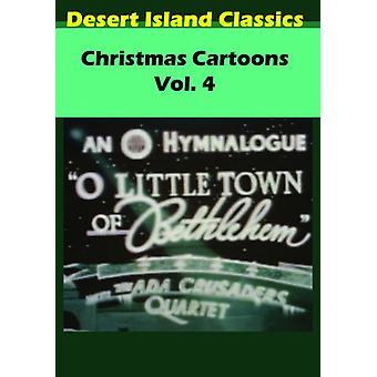 Christmas Cartoons 4 [DVD] USA import