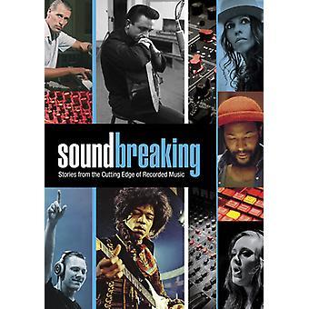 【 DVD 】 アメリカ輸入の切断端から Soundbreaking: ストーリー