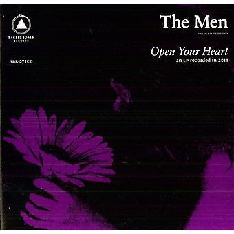 Men - Open Your Heart [CD] USA import