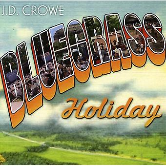 J.D. Crowe - Bluegrass Holiday [CD] USA import