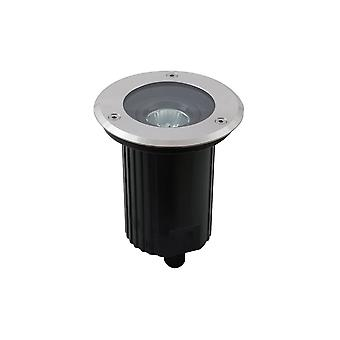 Ansell Adjustable Inground Uplight 50W GU10 Stainless Steel