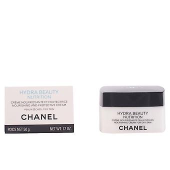 Chanel Hydra skönhet kost Crème Nourissante Peaux Sèches 50 Ml för kvinnor