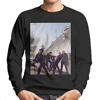 Turbonegro Band Photograph Men's Sweatshirt