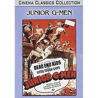 Junior G-Men [DVD] USA import