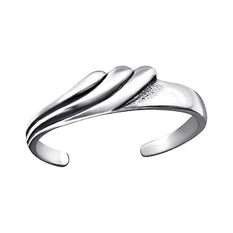 Wave - 925 Sterling sølv Toe ringer - W27170X