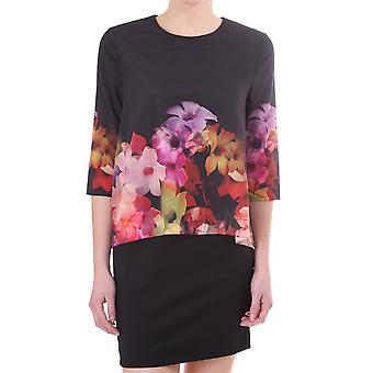 Ted Baker Womens Cadie Cascading Floral Tunic Dress