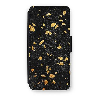 iPhone 5c Flip Case - Terrazzo N ° 7