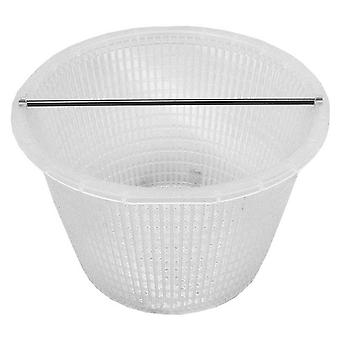 AquaStar SK6 Skimmer Basket with Stainless Steel Handle