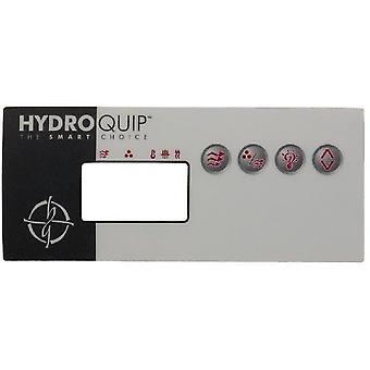 Hydro-Quip 80-0204 ECO-8 Decal Overlay