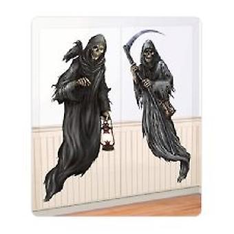 Haunted House Grim Reaper Scene Setter