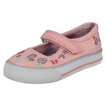 Meninas Startrite Casual lona sapatos Amalfi