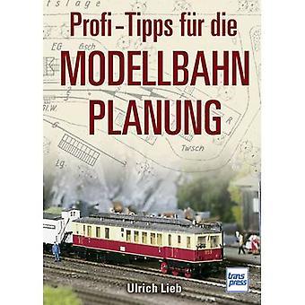 Pietsch Profi-tipps für die modellbahn-Planung 978-3-613-71362-8