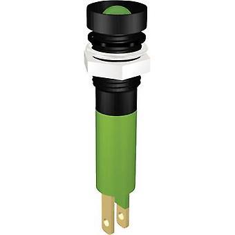 Signal Construct LED indicator light Yellow 24 V DC SWUU08124