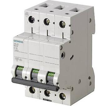 Siemens 5SL6332-7 disjoncteur 3 pôles 32 A 400 V