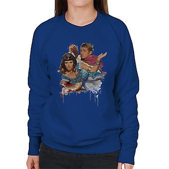TV Times Kat And Alfie Eastenders Women's Sweatshirt