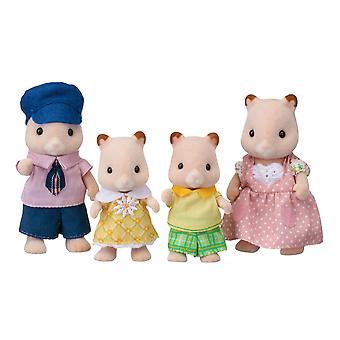 Sylvanian Familien - Hamster-Familie