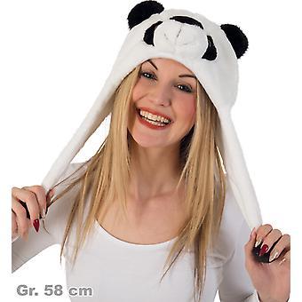 Peluche Beanie Panda bear peluche chapeau