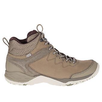 Merrell Siren viajante Q2 Mid WP W J77562 caminhadas com sapatos de mulheres todo ano