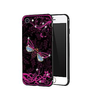 NXE iPhone 8 / iPhone 7 / SE (2020) Shell - Roze Bi